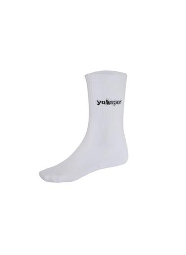 Yalı Spor Spor Çorap Beyaz